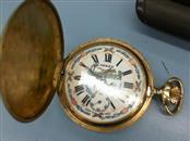 ARNEX Pocket Watch GOLD COLORED POCKET WATCH